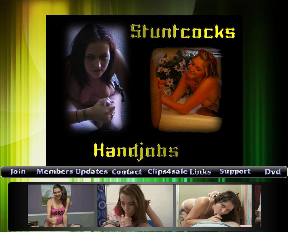 Stuntcockshandjobs SiteRip
