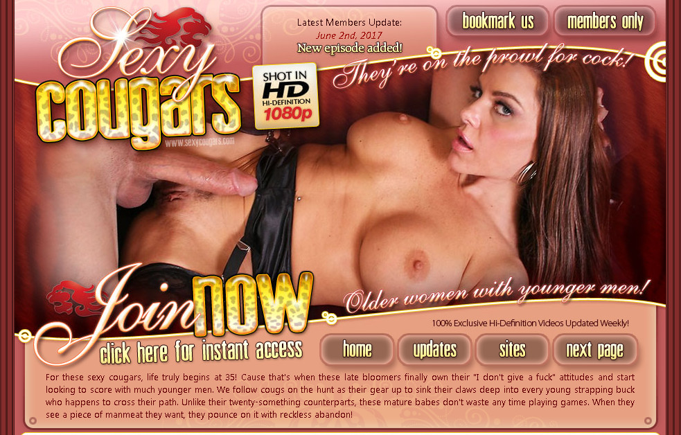 Sexycougars SiteRip