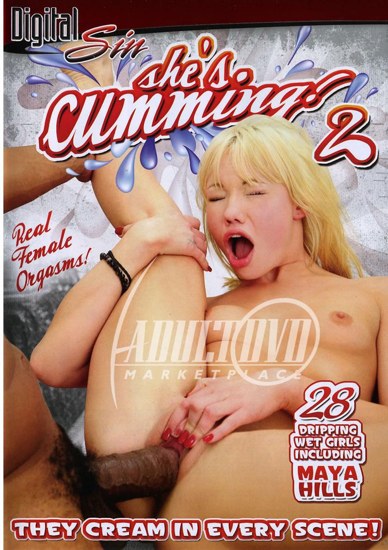 Shes Cumming 2 (DIGITAL SIN)