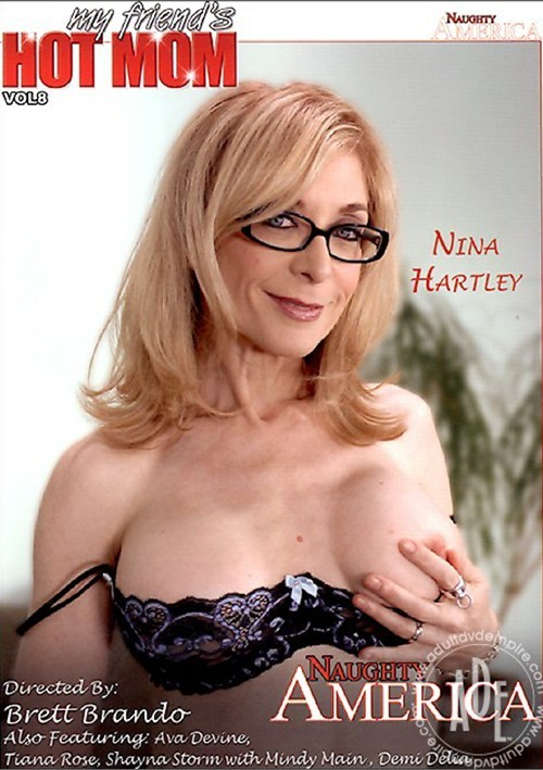 My Friends Hot Mom 8 (Naughty America)