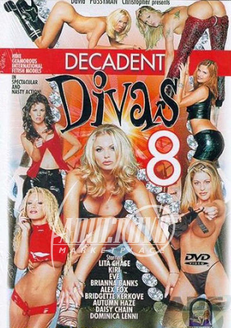 Decadent Divas 8 (LEGEND)