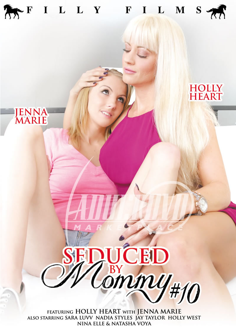 Seduced By Mommy 10 (FILLY FILMS/2015)