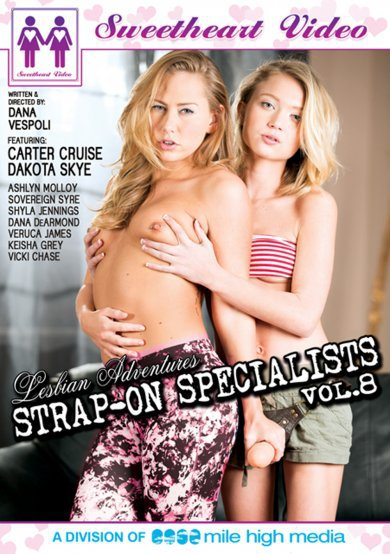 Lesbian AdventuresStrap On Specialists #8