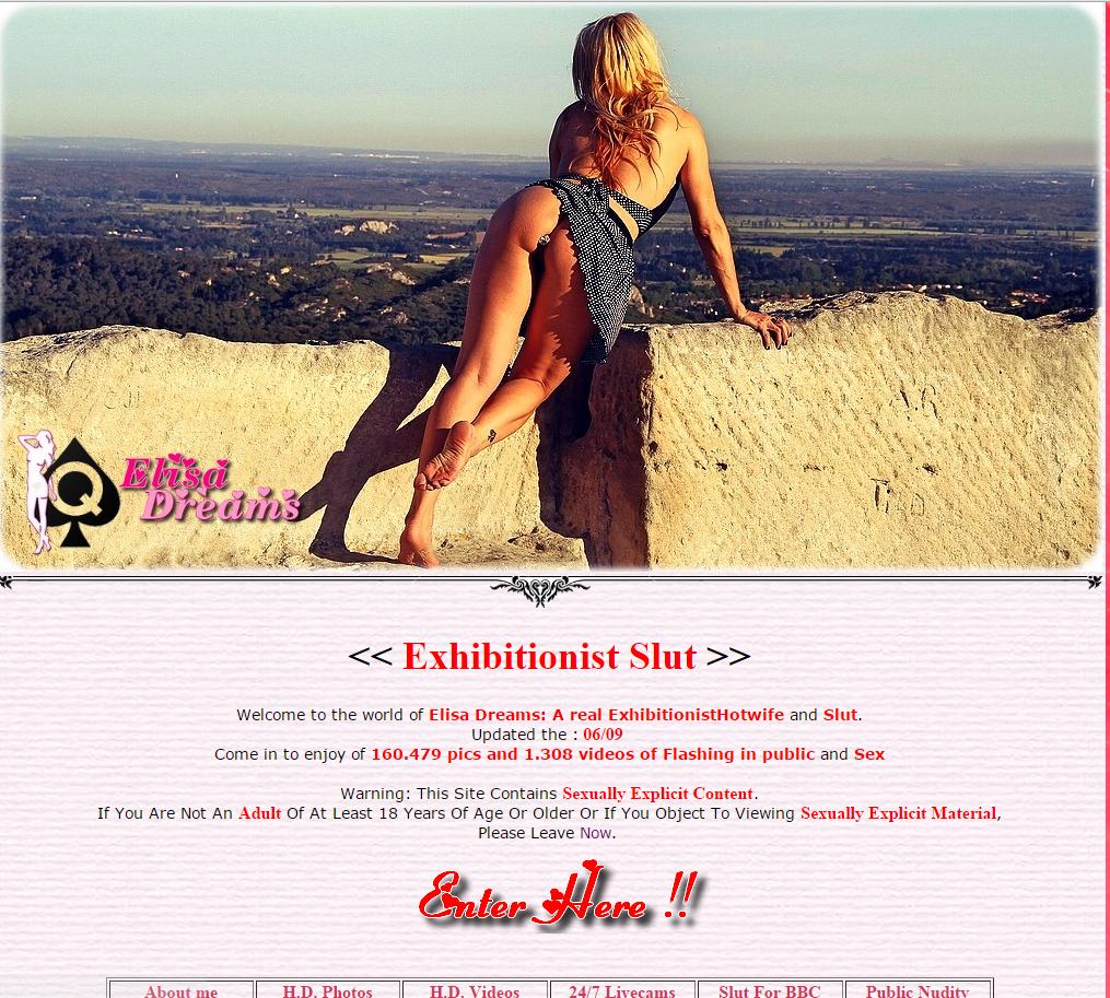 Elisa-Dreams.com – SITERIP Videos