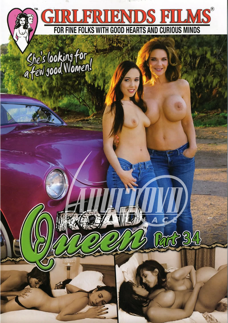 Road Queen 34 (GIRLFRIENDS FILMS)
