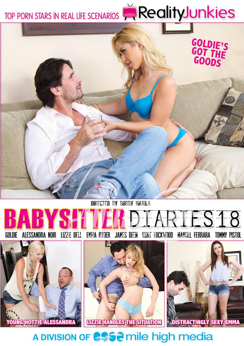 Babysitter Diaries 18 (REALITY JUNKIES)