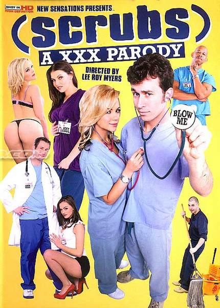 Scrubs – A XXX Parody (2009/DVDRip)