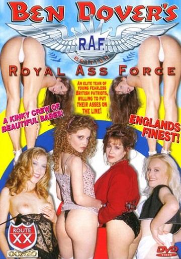 Ben Dover's Royal Ass Force