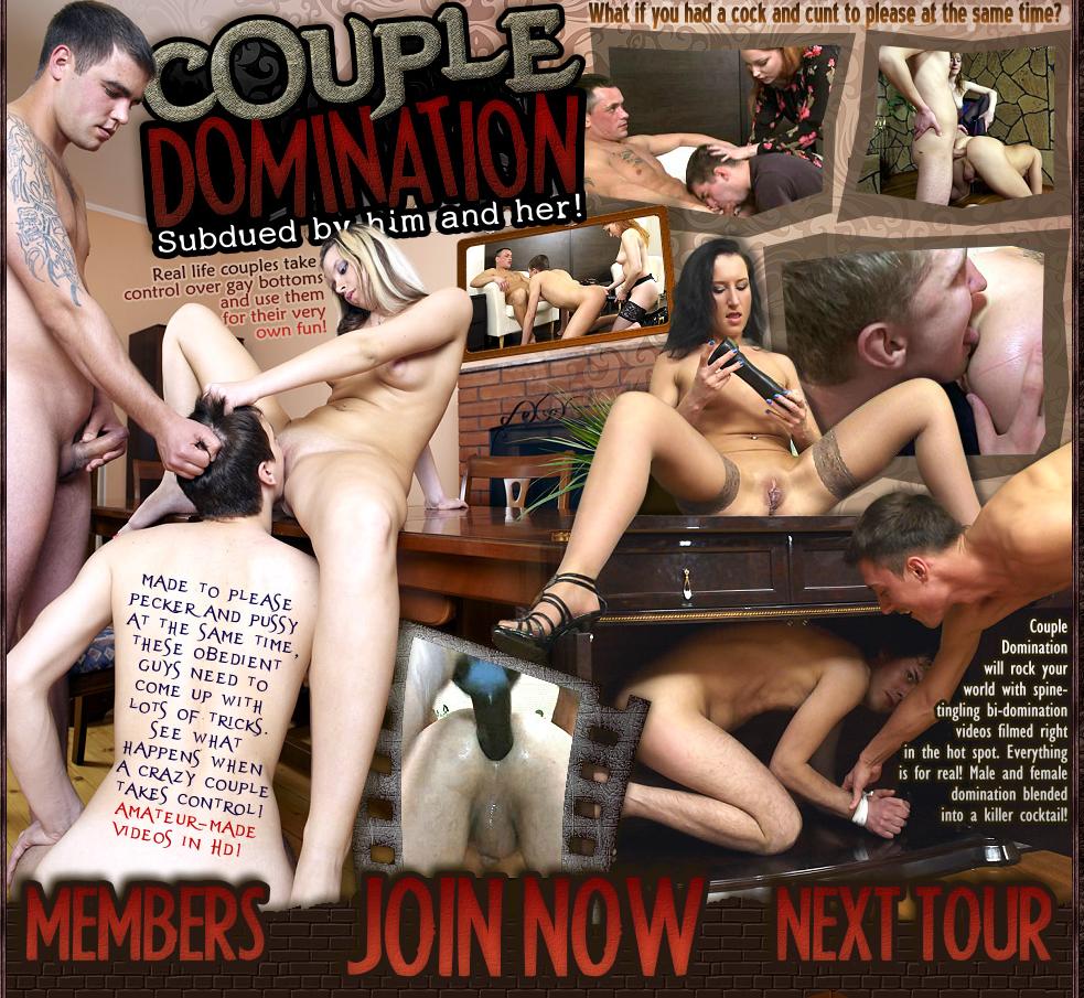 CoupleDomination.com – SITERIP Videos