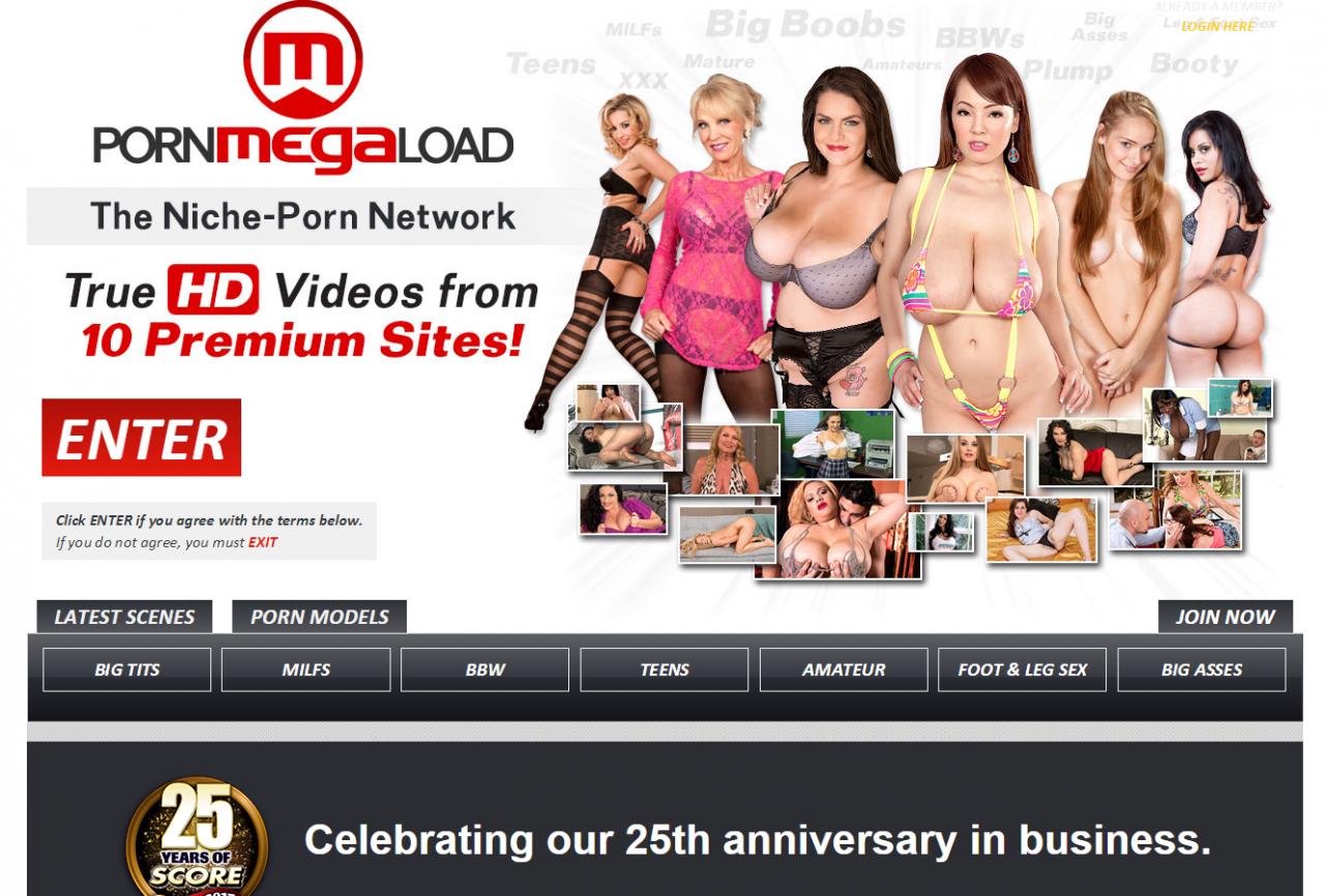 PornMegaLoad.com – SITERIP Videos