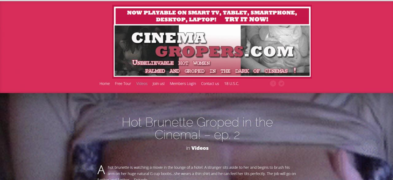 Cinemagropers.com – SITERIP Videos