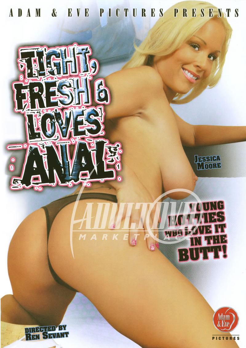 Tight Fresh And Loves Anal (ADAM & EVE)