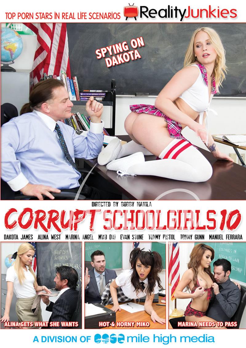 Corrupt Schoolgirls 10 (REALITY JUNKIES)