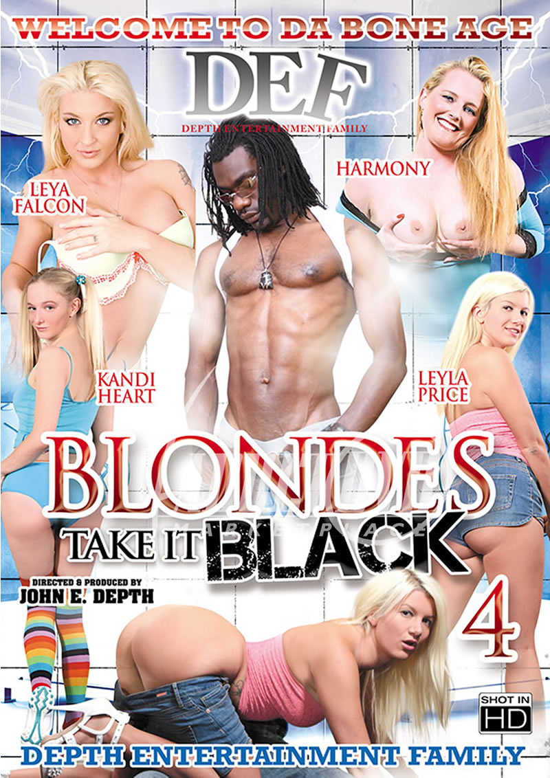 Blacks on blondes xxx clips are
