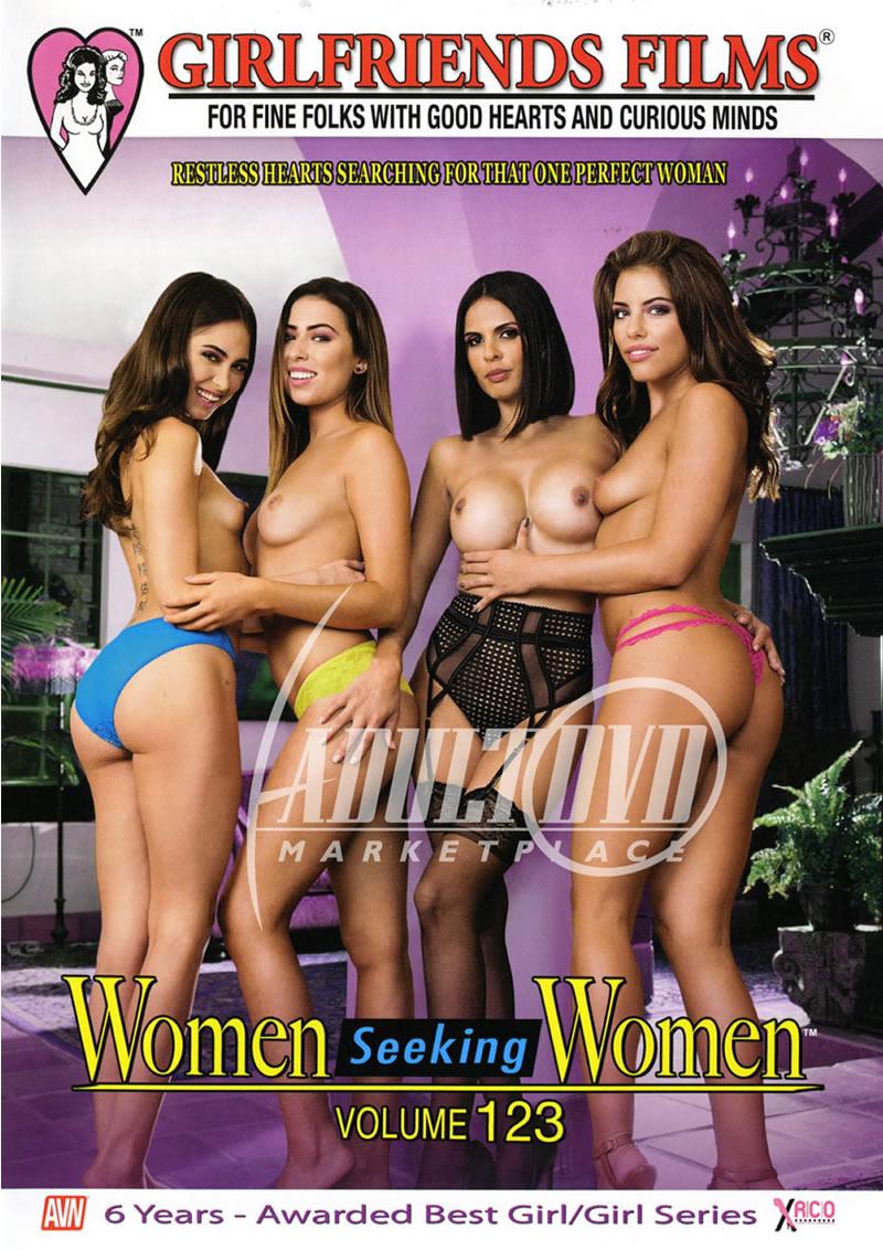 Women Seeking Women 123 (GIRLFRIENDS FILMS)