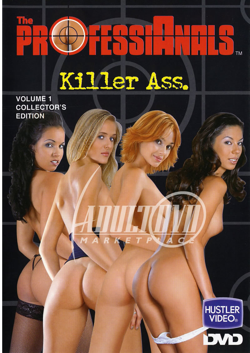 The ProfessiAnals 1 Killer Ass (HUSTLER)