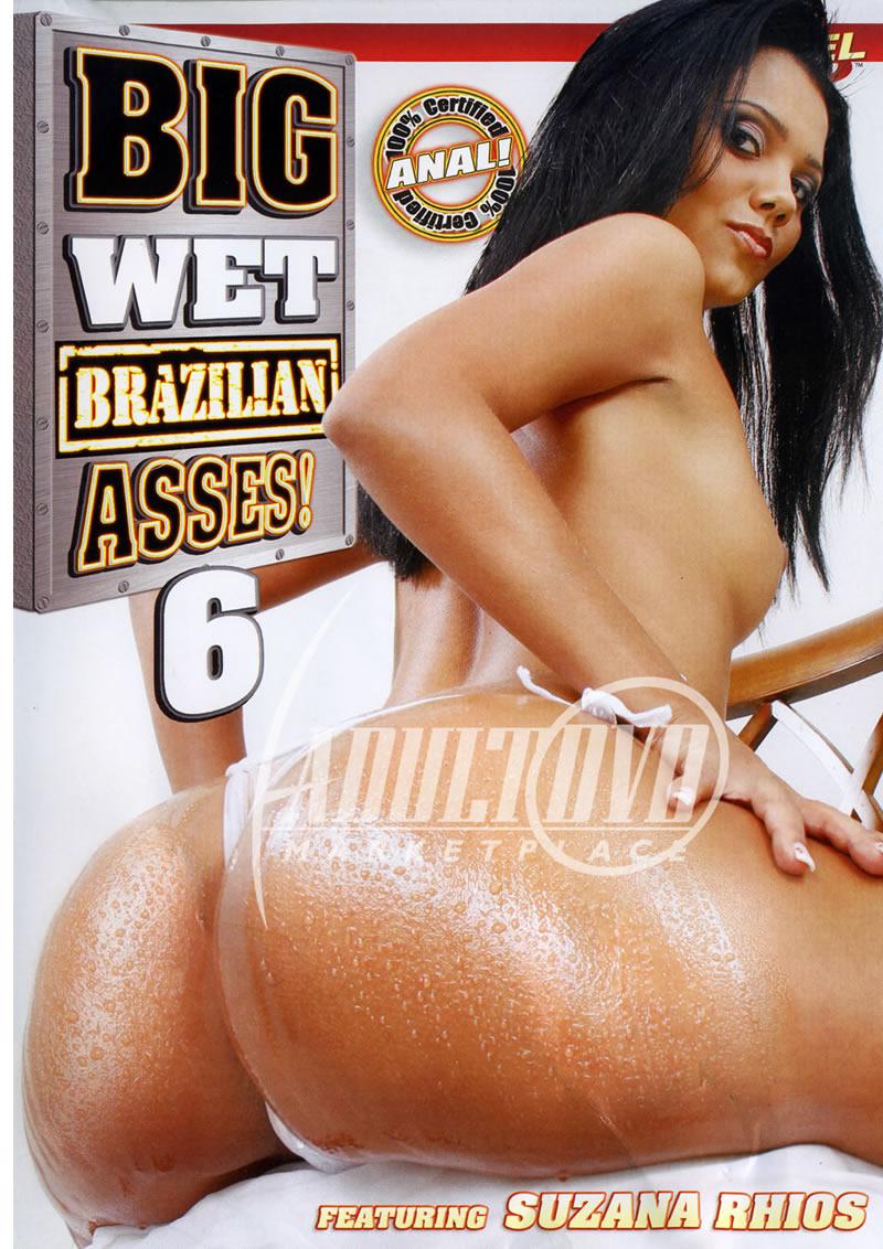 Big wet brazilian ass 6