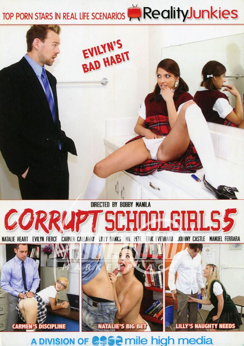 Corrupt Schoolgirls 5 (REALITY JUNKIES)
