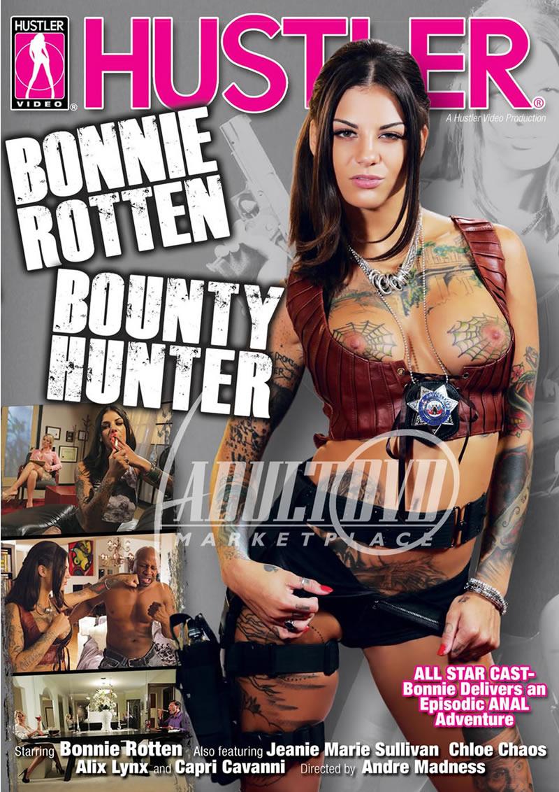 Bonnie Rotten Bounty Hunter (HUSTLER/2016)