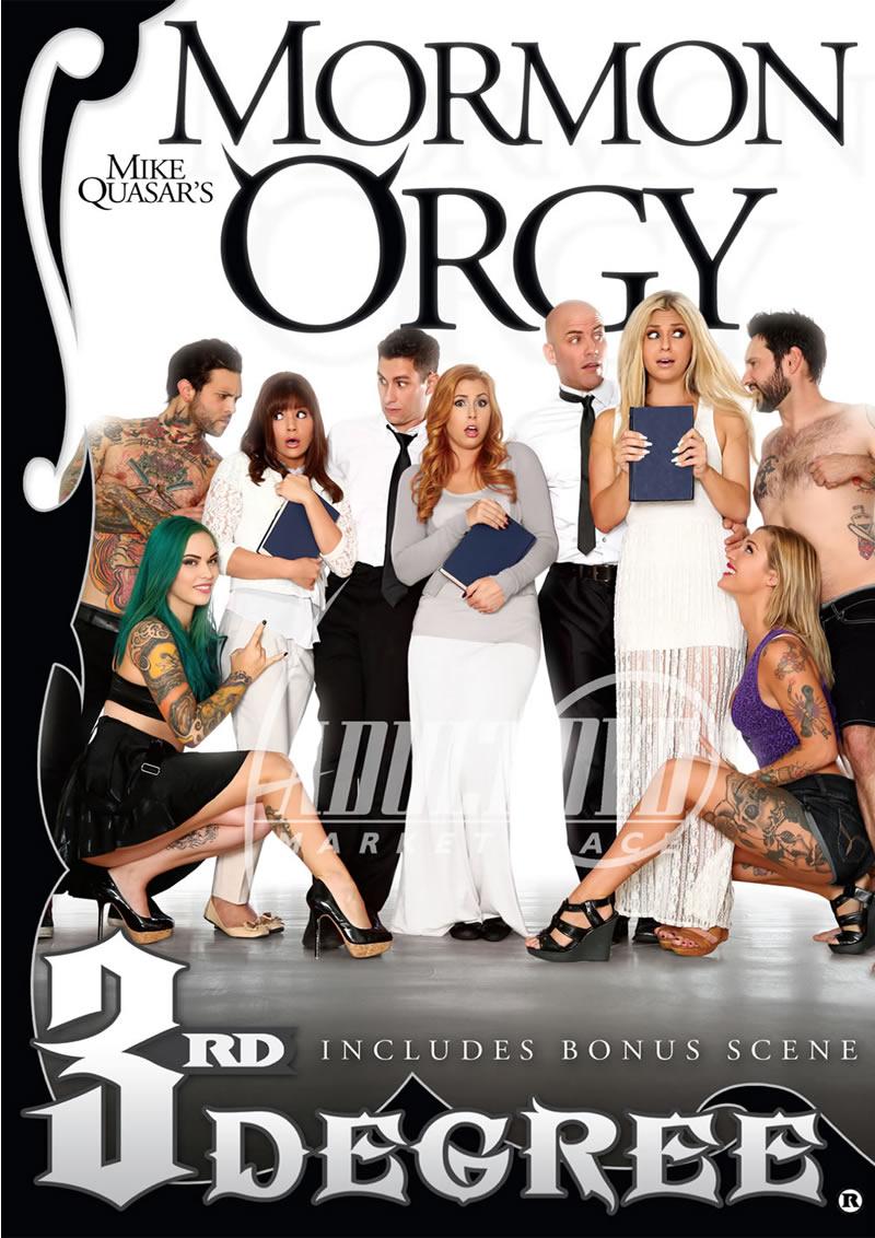 Mormon Orgy (THIRD DEGREE FILMS/2015)
