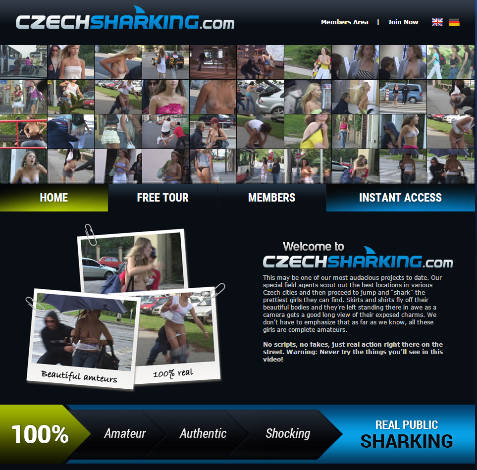 CzechSharking.com – SITERIP Videos