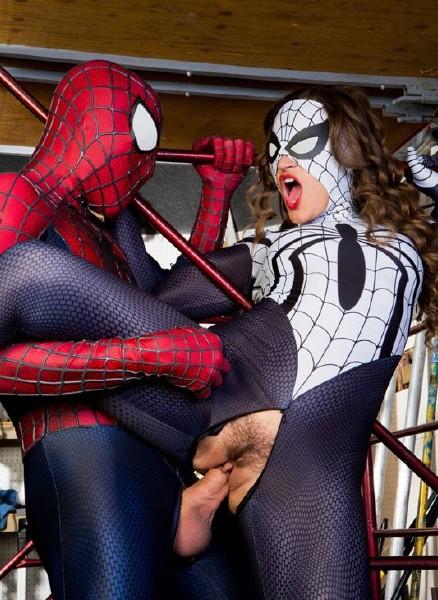 секс человек паук пародия скачать кино
