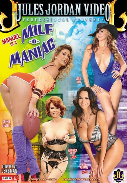 Manuel Is A MILF O Maniac 1