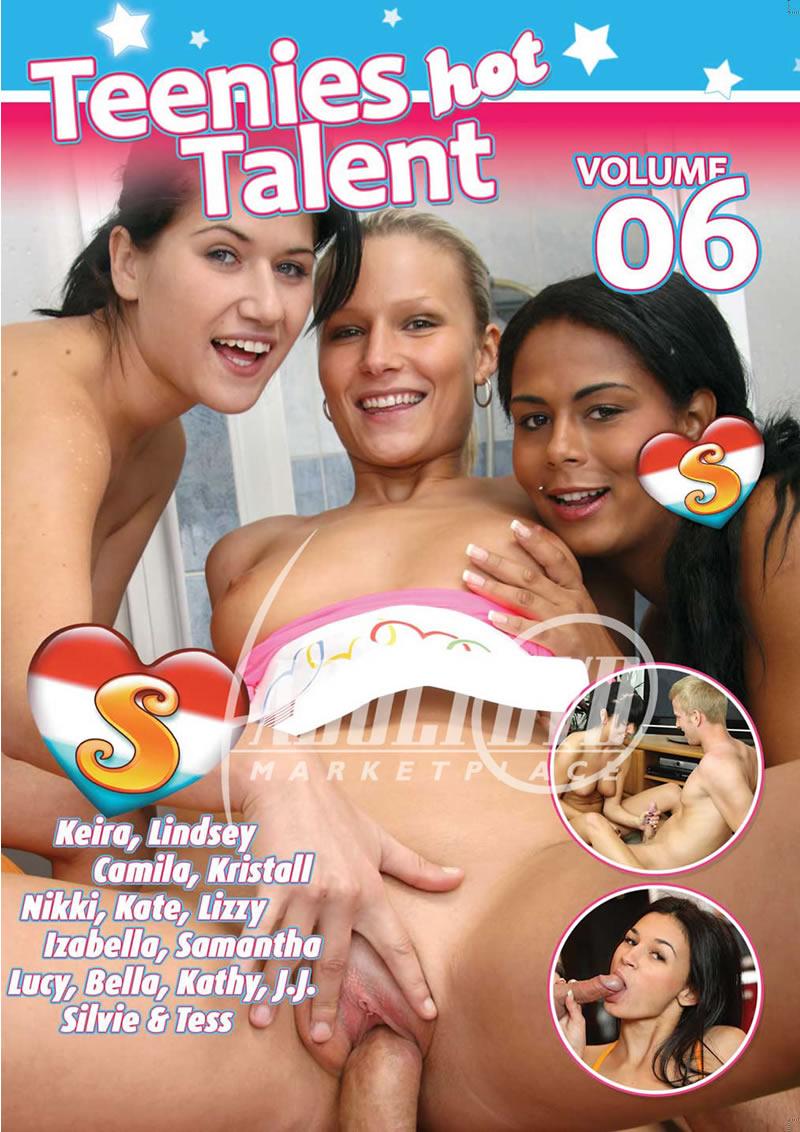 Teenies Hot Talent 6 (MY SEXY KITTENS)