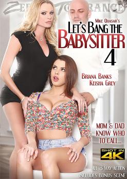 Let's Bang The Babysitter 4