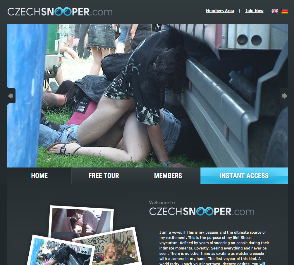 CzechSnooper.com – SITERIP Videos