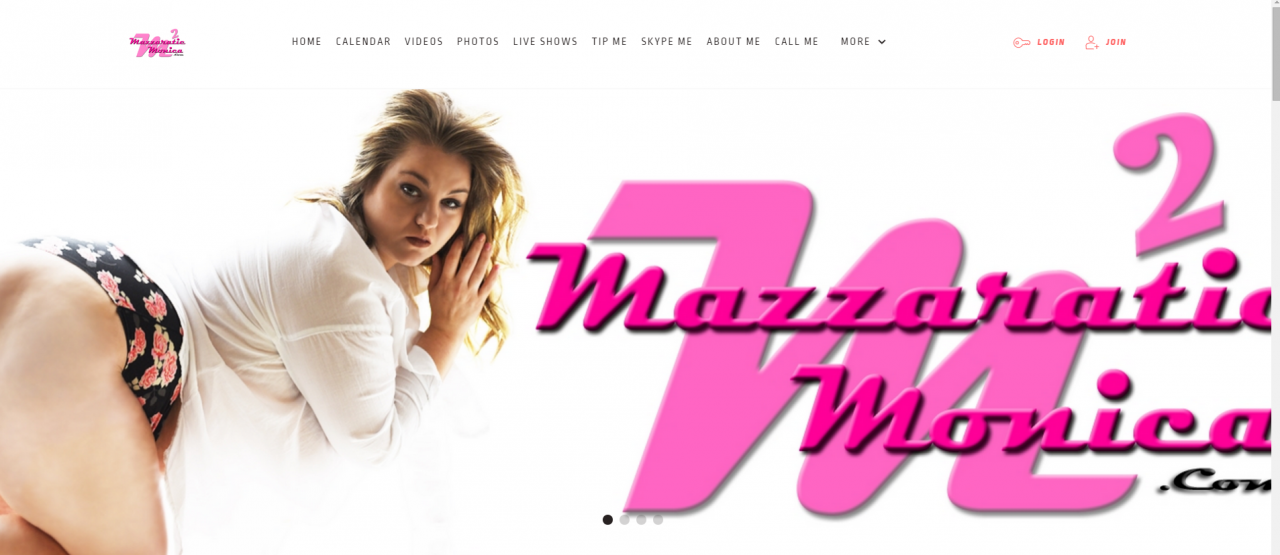 MazzaratieMonica.com – SITERIP Videos
