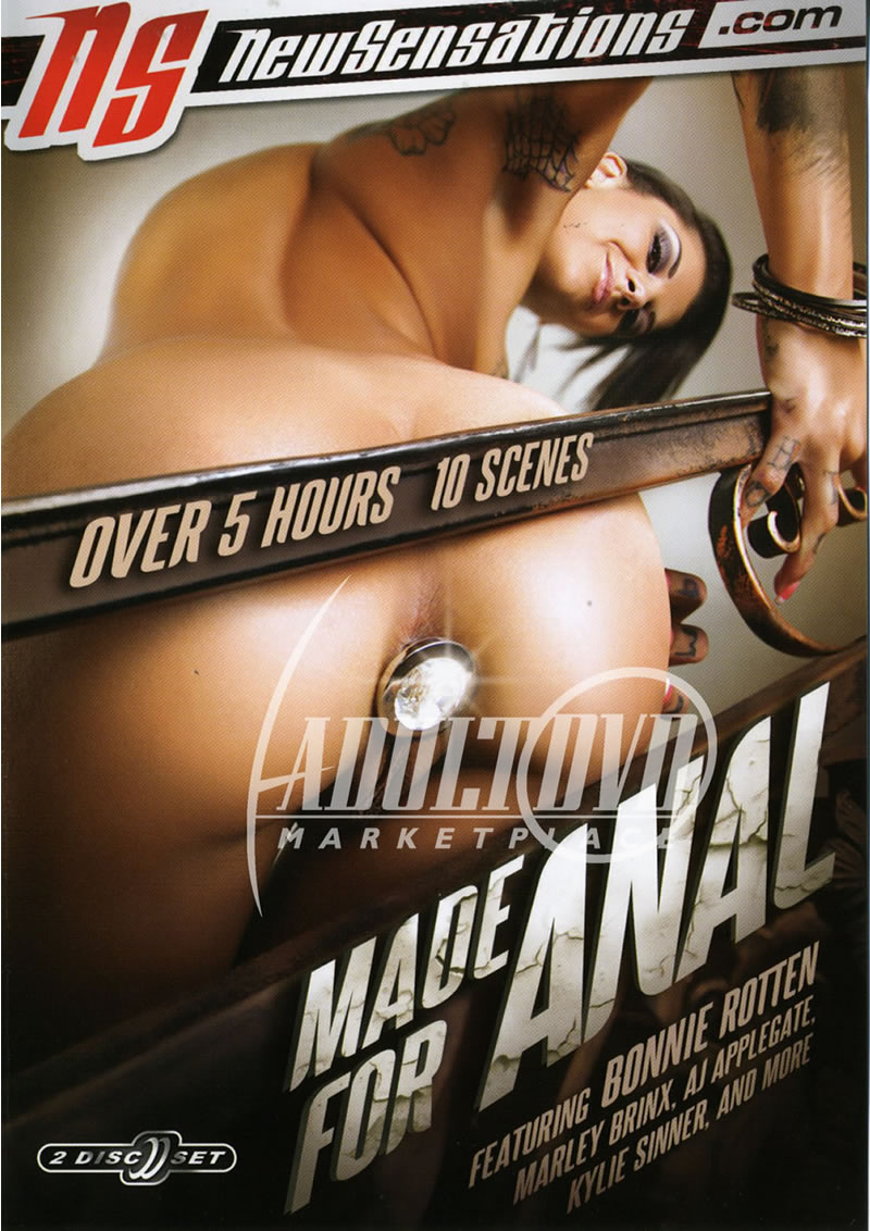 Made For Anal (NEW SENSATIONS/2015)