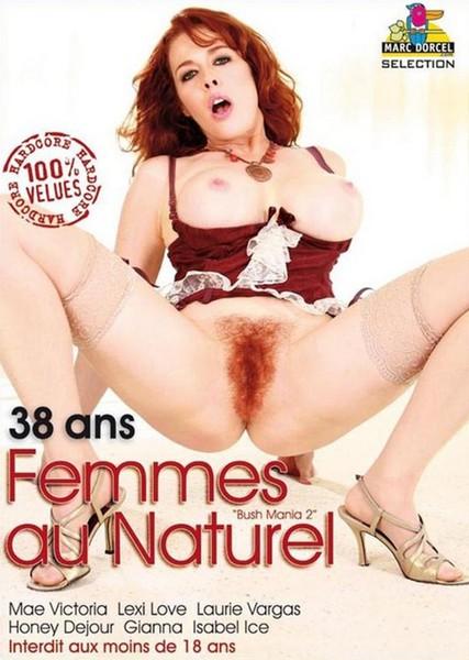 38 ans Femmes au Naturel Bush Mania 2