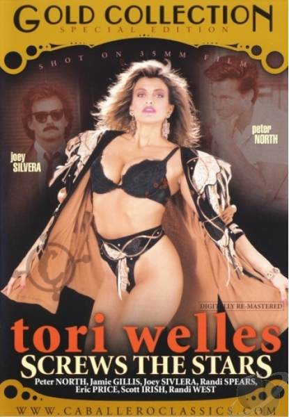 Tori Welles Screws The Stars (1990/DVDRip)