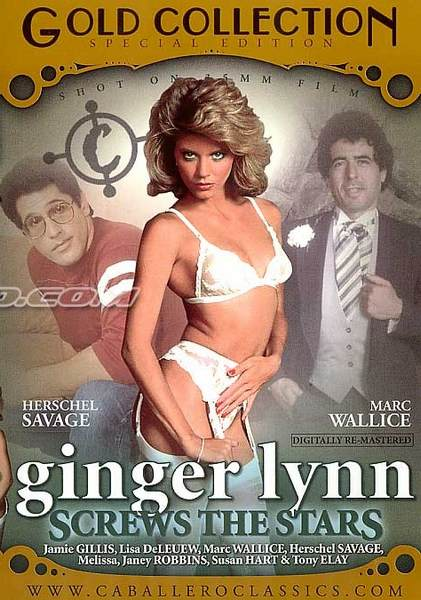 Ginger Lynn Screws The Stars (1985/DVDRip)