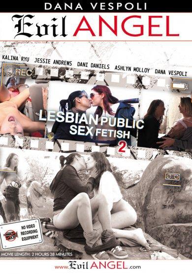 Lesbian Public Sex Fetish 2