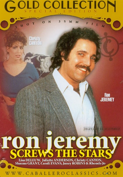 Ron Jeremy Screws The Stars (1990/DVDRip)