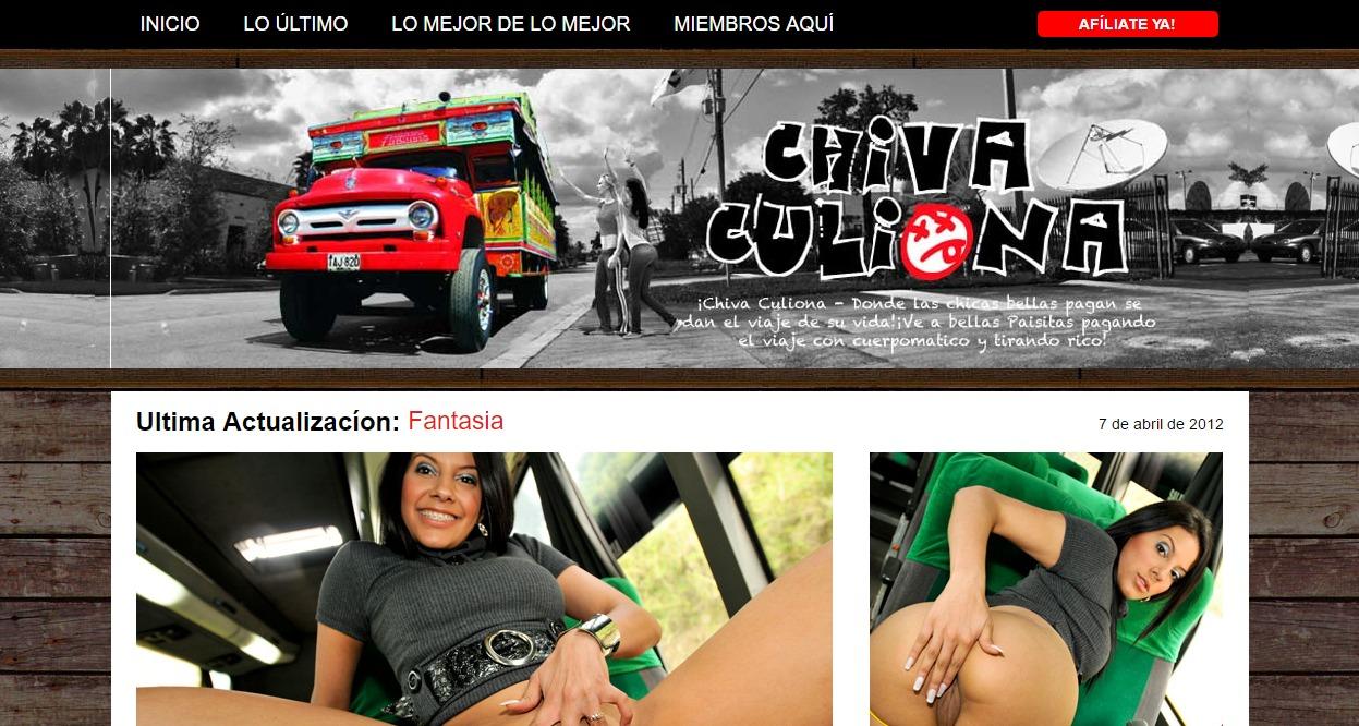ChivaCuliona.com – SITERIP Videos