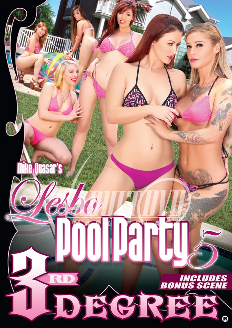 Lesbo Pool Party 5 (3RD DEGREE/2015)