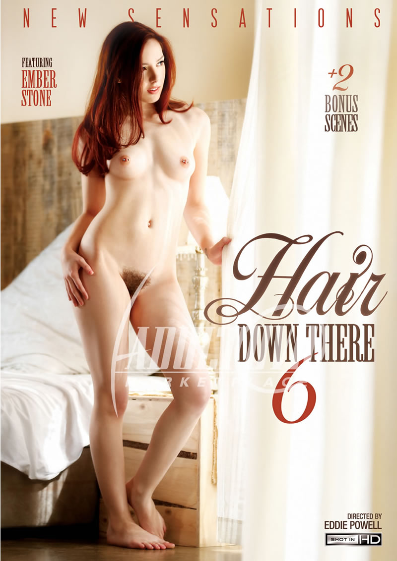 Hair Down There 6 (NEW SENSATIONS/2015)