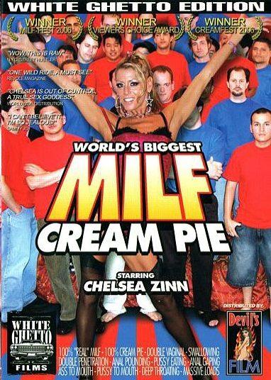 Worlds Biggest MILF Cream Pie