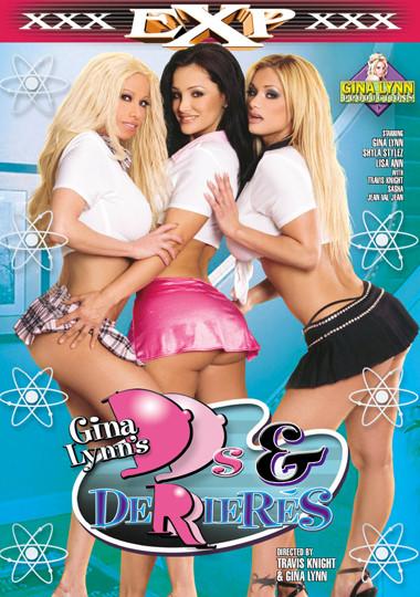 Gina Lynn's DD's & Derrieres 1