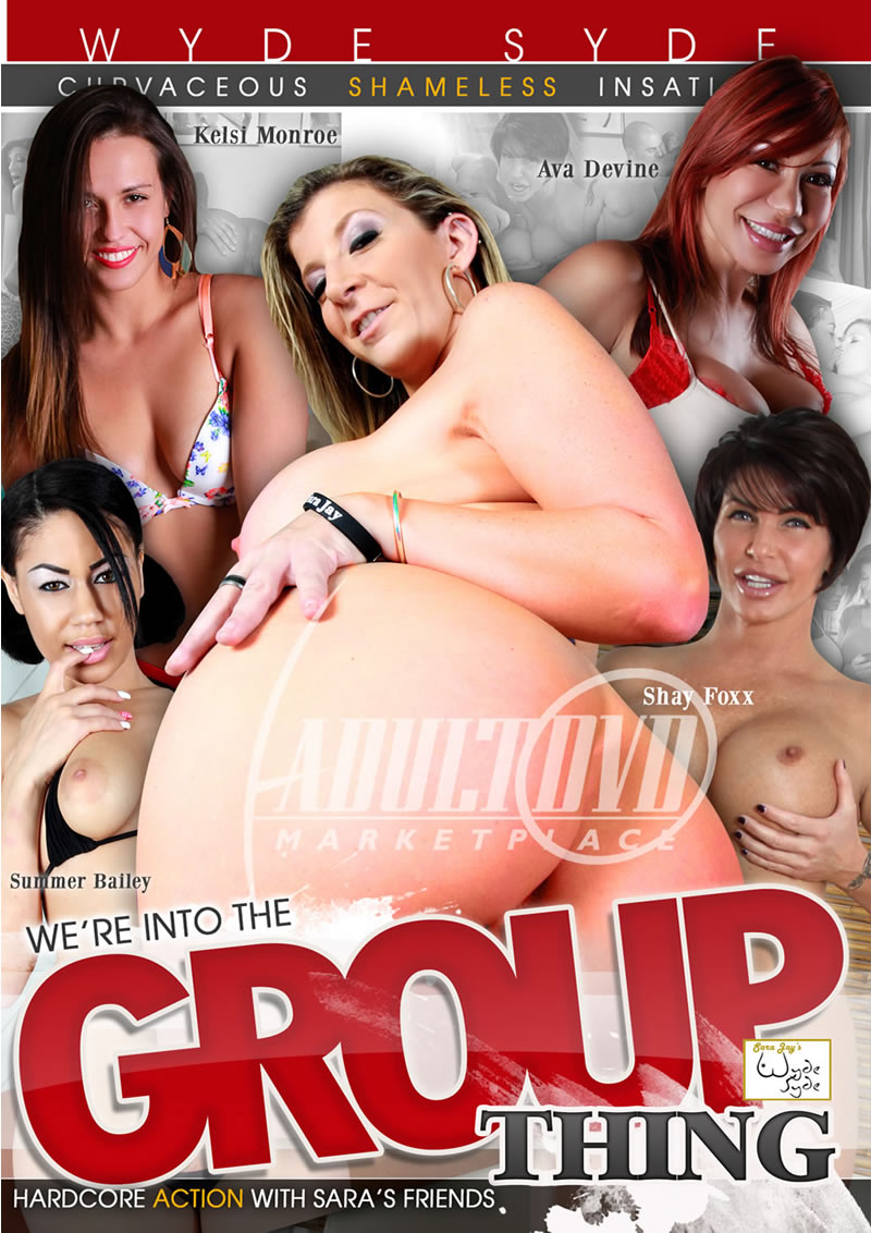 Were Into The Group Thing (Wyde Syde)