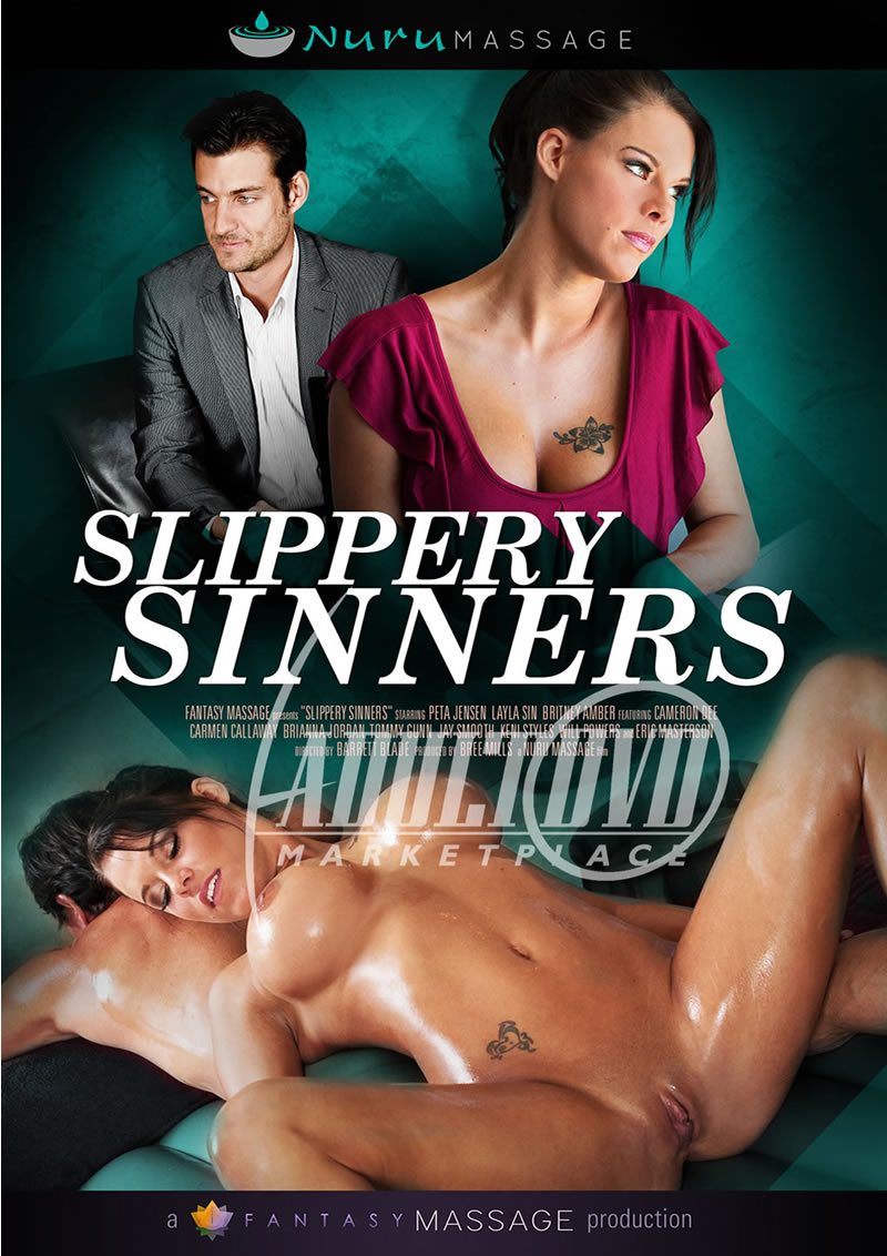 Slippery Sinners (FANTASY MASSAGE)