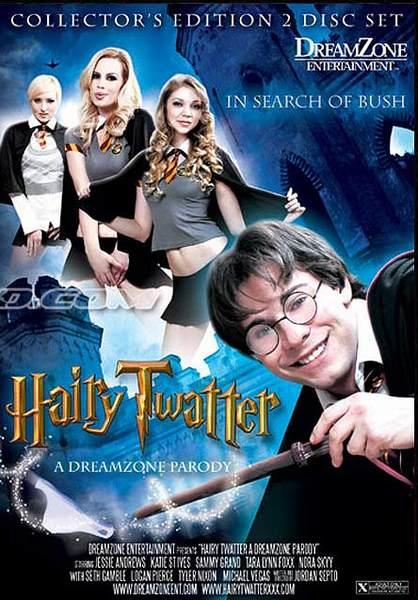 Hairy Twatter The Parody (2012/WEBRip/SD)
