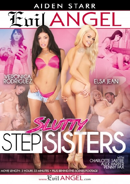 Slutty Stepsisters (2017/WEBRip/SD)