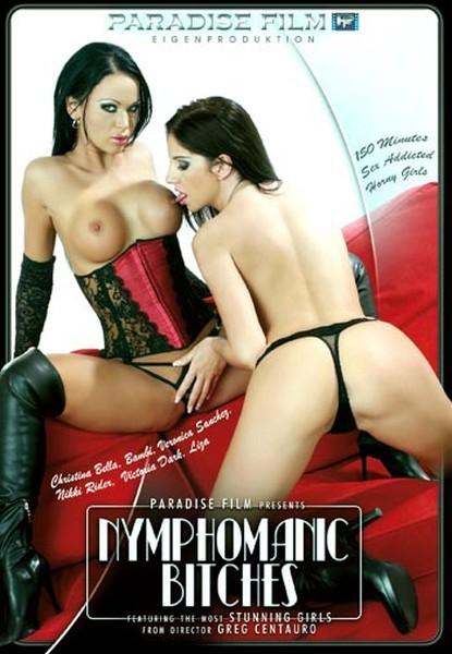 Nymphomaniac bitches