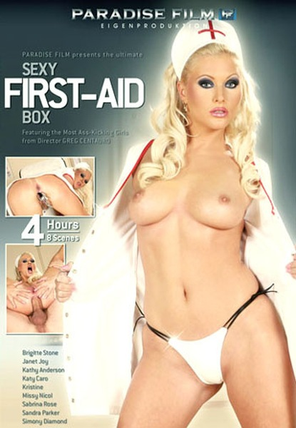 Sexy first aid box