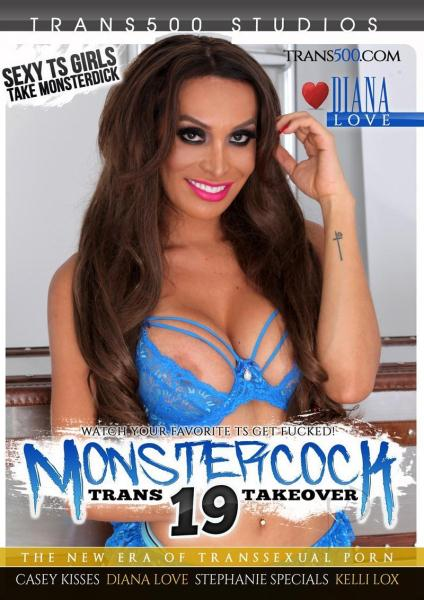 Monster Cock Trans Takeover 19