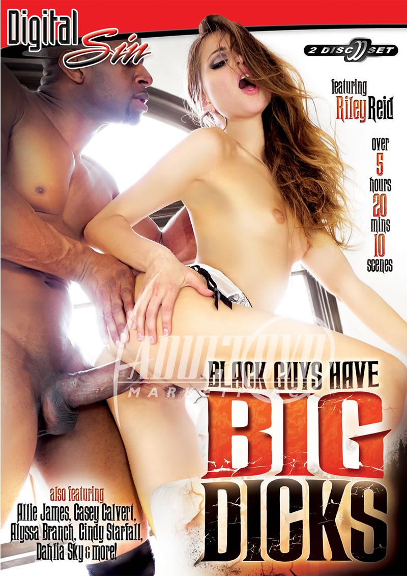 Black Guys Have Big Dicks (DIGITAL SIN/2015)